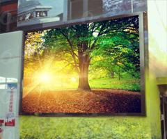 LED广告屏达到理想寿命所具备条件