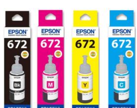 爱普生(T6721-6724) 打印机墨水 适用L220L365L455L363