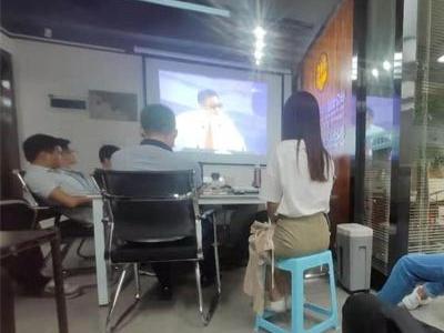 2019年6月13日倍番公司周文化活动