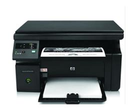 惠普(HP) LaserJet Pro M1136 黑白多功能激光一体机